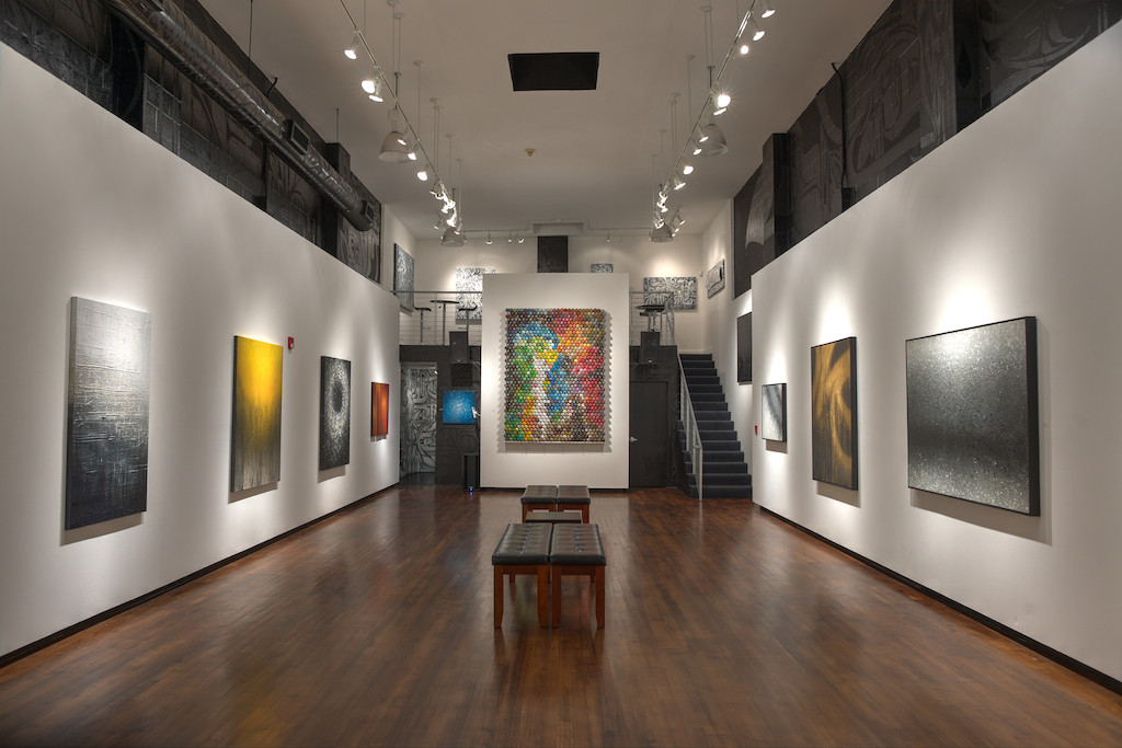 paint gallery