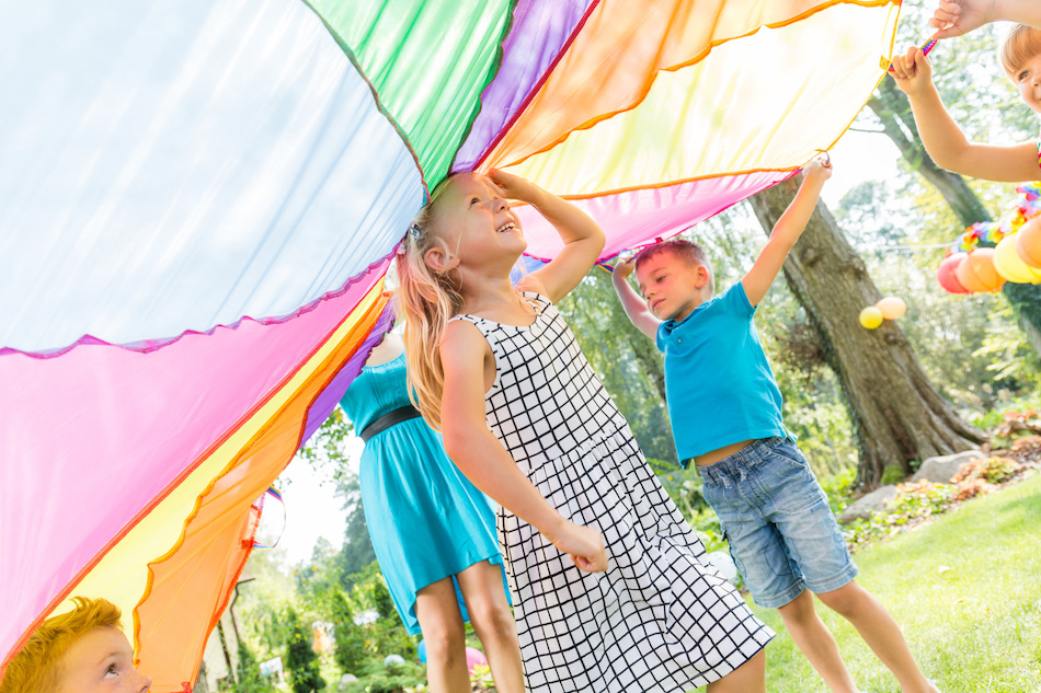 5 Outdoor Activity Themes Pefect for Kids